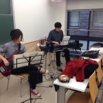 B3中村君と平#先生のDuo演奏