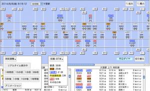 TrainViewerの画面例